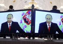 На послании Путина глава Минэкономразвития Орешкин оказался близок к обмороку