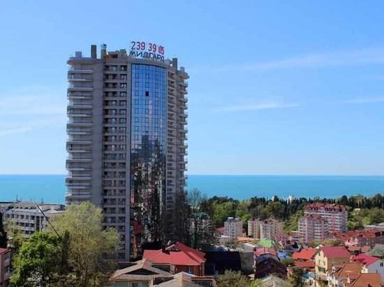 Элитные квартиры в Сочи в ЖК «Мидгард» можно купить со скидкой 500 тыс. рублей