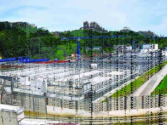 Власти Сочи  обещают завершить строительство очистных сооружений канализации «Бзугу»