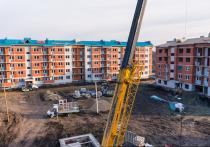Краснодарский край по-прежнему в лидерах строительства